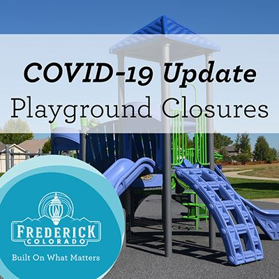 picture for playground closure update