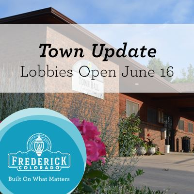 Lobbies open June 16