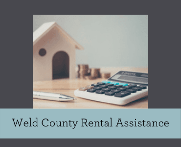 Weld County Rental Assistance graphic