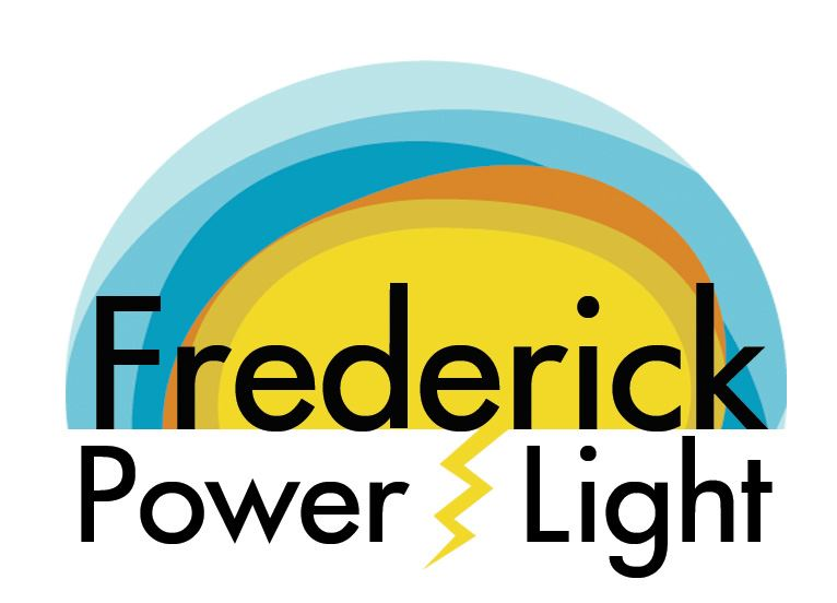 Frederick Power and Light logo