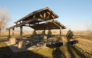Big Fred Picnic Pavilion