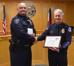 Frederick PD Reaccreditation